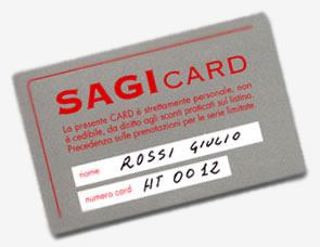 Sagi Card