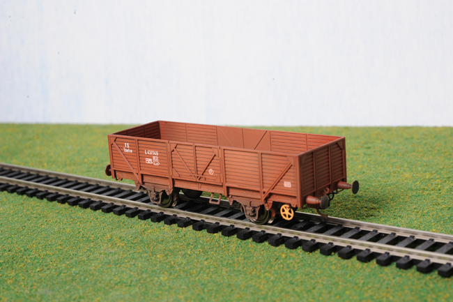 CARRO L cassa in legno serie 43000
